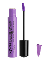 NYX Professional Makeup - LIQUID SUEDE LIPSTICK - SWAY - SWAY