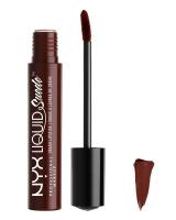 NYX Professional Makeup - LIQUID SUEDE LIPSTICK - CLUB HOPPER - CLUB HOPPER