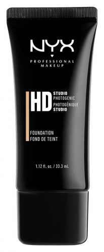 NYX Professional Makeup - HIGH DEFINITION FOUNDATION - Podkład do twarzy