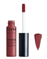 NYX Professional Makeup - INTENSE BUTTER GLOSS - Błyszczyk do ust - MARSHMALOW - MARSHMALOW