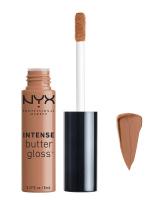 NYX Professional Makeup - INTENSE BUTTER GLOSS - Błyszczyk do ust - PEANUT BRITTLE - PEANUT BRITTLE