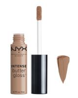 NYX Professional Makeup - INTENSE BUTTER GLOSS - Błyszczyk do ust - COOKIE BUTTER - COOKIE BUTTER