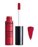 NYX Professional Makeup - INTENSE BUTTER GLOSS - Błyszczyk do ust - CHERRY CUSTARD - CHERRY CUSTARD