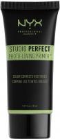 NYX Professional Makeup - STUDIO PERFECT PRIMER - PHOTO LOVING PRIMER - GREEN - Korygująca baza pod makijaż