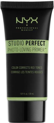 NYX Professional Makeup - STUDIO PERFECT PRIMER - PHOTO LOVING PRIMER - GREEN