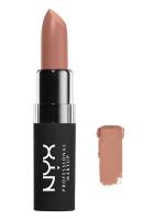 NYX Professional Makeup - VELVET MATTE LIPSTICK - Matowa pomadka do ust - 02 - BEACH CASUAL - 02 - BEACH CASUAL
