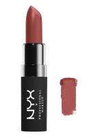NYX Professional Makeup - VELVET MATTE LIPSTICK - Matowa pomadka do ust - 12 - CHARMED - 12 - CHARMED