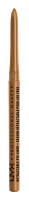NYX Professional Makeup - RETRACTABLE EYE LINER - Automatyczny eyeliner - 06 - GOLD - 06 - GOLD