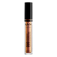 NYX Professional Makeup - DUO CHROMATIC LIP GLOSS - 04 - FAIRPLAY - 04 - FAIRPLAY