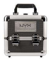 NYX Professional Makeup - MAKEUP ARTIST TRAIN CASE - BEGINNER - Kufer kosmetyczny