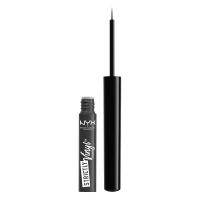 NYX Professional Makeup - STRICTLY VINYL EYELINER - Eyeliner w płynie - DAUNTLESS - DAUNTLESS