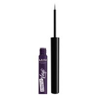 NYX Professional Makeup - STRICTLY VINYL EYELINER - Eyeliner w płynie - CRONE - CRONE