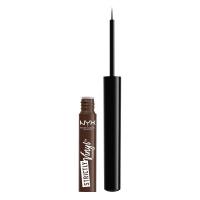 NYX Professional Makeup - STRICTLY VINYL EYELINER - Eyeliner w płynie - ALLIANCE - ALLIANCE