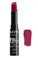 NYX Professional Makeup - FULL THROTTLE LIPSTICK - Matte