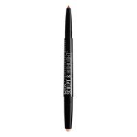 NYX Professional Makeup - SCULPT & HIGHLIGHT - BROW CONTOUR - Double-sided eyebrow crayon - 04 - AUBURN/SOFTPINK