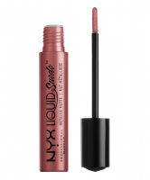 NYX Professional Makeup - LIQUID SUEDE METALLIC MATTE - BELLA - BELLA