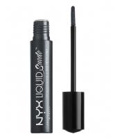 NYX Professional Makeup - LIQUID SUEDE METALLIC MATTE - Metaliczna pomadka do ust - GO ROGUE - GO ROGUE