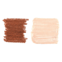 NYX Professional Makeup - SCULPT & HIGHLIGHT - BROW CONTOUR - Dwustronny ołówek do konturowania brwi