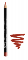 NYX Professional Makeup - SLIM LIP PENCIL - Konturówka do ust - 852 - PUMPKIN - 852 - PUMPKIN