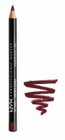 NYX Professional Makeup - SLIM LIP PENCIL - Konturówka do ust - 801 - AUBURN - 801 - AUBURN