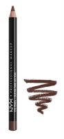 NYX Professional Makeup - EYE AND EYEBROW PENCIL - 902 - BROWN - 902 - BROWN