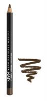 NYX Professional Makeup - EYE AND EYEBROW PENCIL - 914 - MEDIUM BROWN - 914 - MEDIUM BROWN