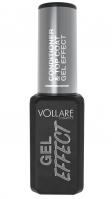 VOLLARÉ - GEL EFFECT CONDITIONER & TOP COAT - Preparat nawierzchniowy zapewniający efekt żelowych paznokci