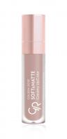 Golden Rose - Soft & Matte Creamy Lip Color - Matowa pomadka do ust w płynie - 101 - 101