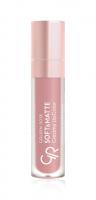 Golden Rose - Soft & Matte Creamy Lip Color - Matowa pomadka do ust w płynie - 105 - 105