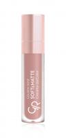 Golden Rose - Soft & Matte Creamy Lip Color - Matowa pomadka do ust w płynie - 106 - 106