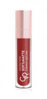 Golden Rose - Soft & Matte Creamy Lip Color - Matowa pomadka do ust w płynie - 114 - 114