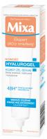 MIXA - HYALUROGEL - Kojący żel-serum dla skóry wrażliwej, reaktywnej i wysuszonej