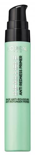 L'Oréal - INFAILLIBLE - ANTI REDNESS PRIMER - Baza pod makijaż przeciw zaczerwienieniom