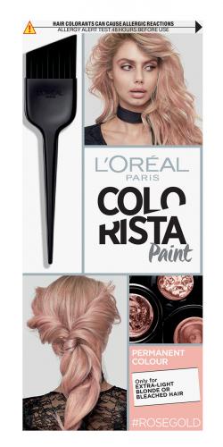 L'Oréal - COLORISTA Paint - #PINKHAIR - Farba do włosów - Trwała koloryzacja - RÓŻOWA