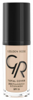 Golden Rose - Total Cover 2in1 Fundation & Concealer - Podkład i korektor w jednym