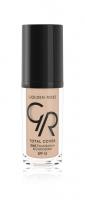 Golden Rose - Total Cover 2in1 Foundation & Concealer - 02 - IVORY - 02 - IVORY