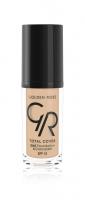 Golden Rose - Total Cover 2in1 Foundation & Concealer - 03 - ALMOND - 03 - ALMOND