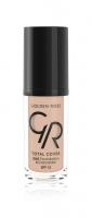 Golden Rose - Total Cover 2in1 Fundation & Concealer - Podkład i korektor w jednym  - 04 - BEIGE - 04 - BEIGE