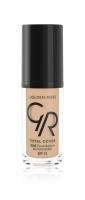 Golden Rose - Total Cover 2in1 Fundation & Concealer - Podkład i korektor w jednym  - 11 - NUDE  - 11 - NUDE