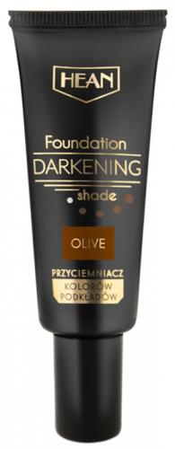 HEAN - Foundation Darkening Shade - Przyciemniacz kolorów podkładów - OLIVE