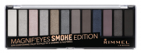 Rimmel - MAGNIF'EYES - Eye Contouring Palette - Paleta 12 cieni do powiek - 003 SMOKE EDITION