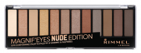 Rimmel - MAGNIF'EYES - Eye Contouring Palette - 001 NUDE EDITION
