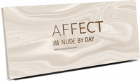 AFFECT - PRESSED EYESHADOWS PALETTE - NUDE BY DAY