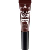 Essence - COLOUR BOOTS - Vinylicious liquid lipstisk - Pomadka w płynie - 10 - I`M DARK I`M BACK - 10 - I`M DARK I`M BACK