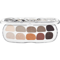 Essence -  Million Nude Faces Eyeshadow Box - Paleta cieni do powiek - 01 - #beYOUtiful