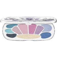 Essence - Mermaid Eyeshadow Box - Paleta cieni do powiek - 03 - My Shell Is My Castle