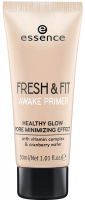 Essence - Fresh & Fit Awake Primer - Baza pod podkład
