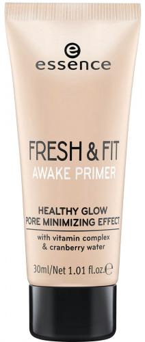 Essence - Fresh & Fit Awake Primer - Baza pod podkład