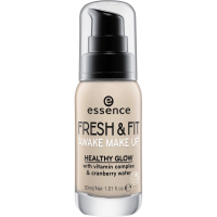 Essence - Fresh & Fit Awake Make Up - Podkład do twarzy - 10 FRESH IVORY - 10 FRESH IVORY