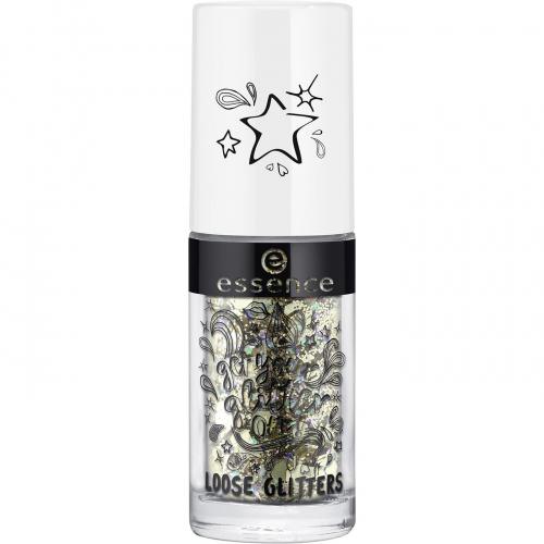 Essence - Get Your Glitter On! - LOOSE GLITTER - Brokat do twarzy i ciała